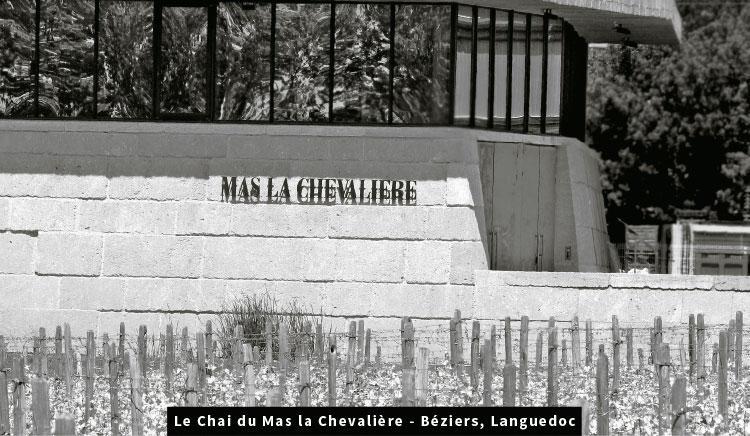 Le Chai du Mas la Chevalière - Béziers, Languedoc