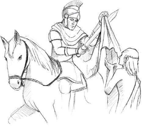 L'Histoire de Saint Martin